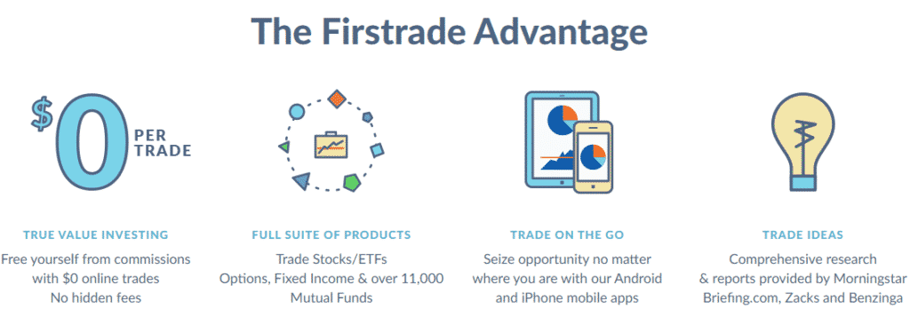 Firstrade Advantages
